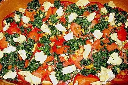 Tomaten - Spinat - Lasagne 6