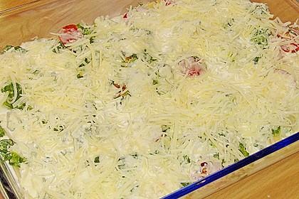 Tomaten - Spinat - Lasagne 18