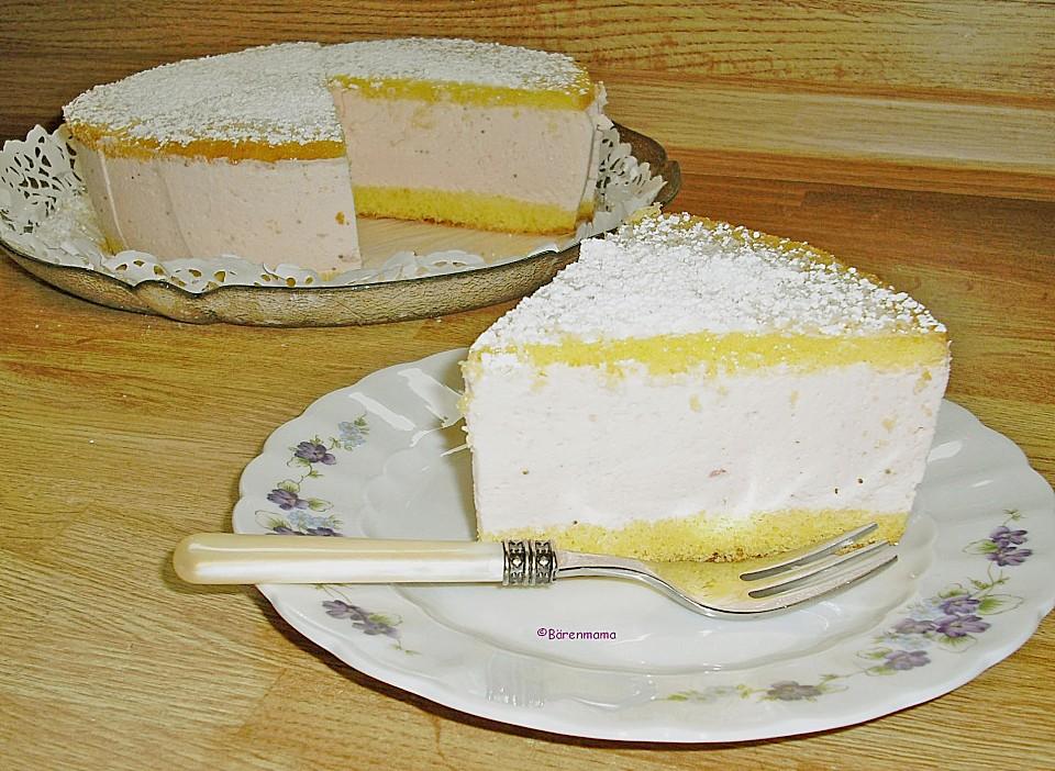 Mini Kühlschrank Für Kuchen : Mini käse sahne torte von bärenmama chefkoch
