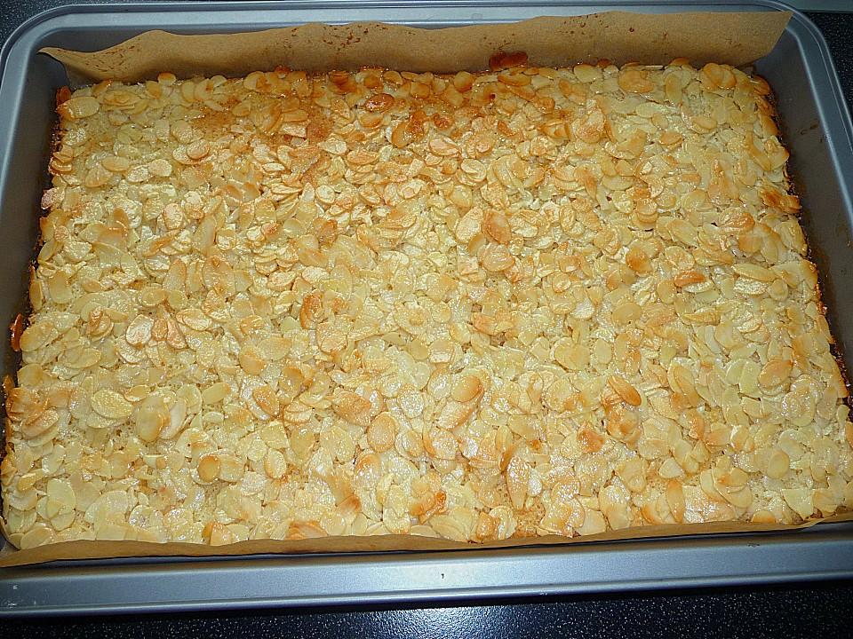 Butter Mandel Kuchen Ratzfatz Von Chiiva Chefkoch De