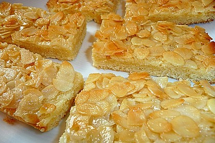 Butter - Mandel - Kuchen `ratzfatz`