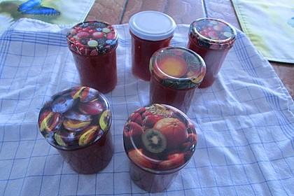 Tropische Vielfrucht - Marmelade (Bild)
