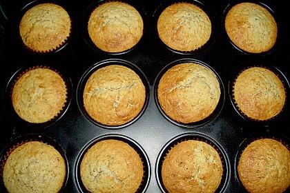 Kirsch - Nuss - Muffins (Bild)