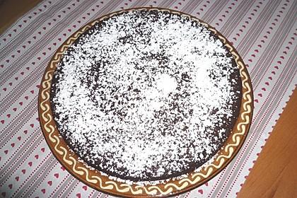 Französischer Schokoladenkuchen 17