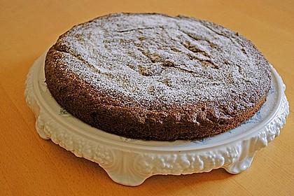 Französischer Schokoladenkuchen 5