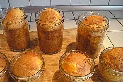 Töginger Mandarinenkuchen im Glas 6