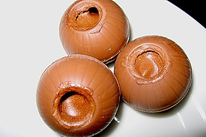 Mousse au Chocolat - Pralinen 2