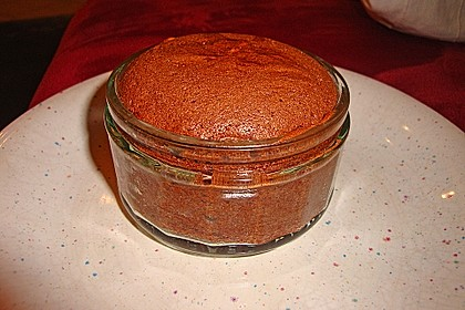 Soufflé au Chocolat 1