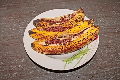 Schoko - Banane vom Grill 20