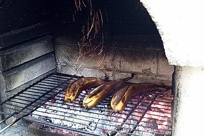 Schoko - Banane vom Grill 14