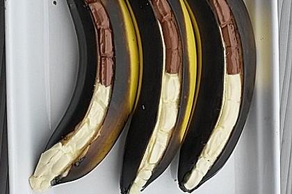Schoko - Banane vom Grill 4