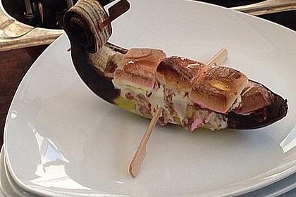 Schoko - Banane vom Grill 1