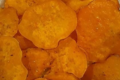 Süßkartoffel - Chips 8