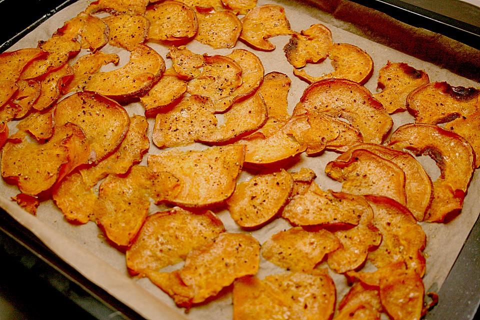 Süßkartoffel Chips Von Giediprimus Chefkochde