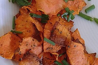 Süßkartoffel - Chips 5