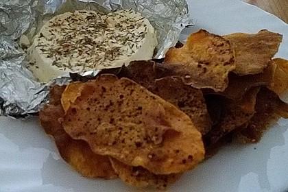 Süßkartoffel - Chips 14