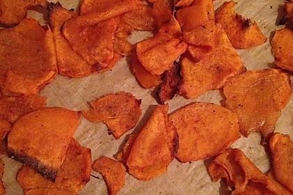 Süßkartoffel - Chips 9