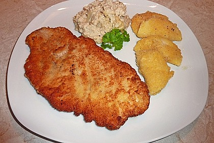 Altbayerisches Schnitzel 5