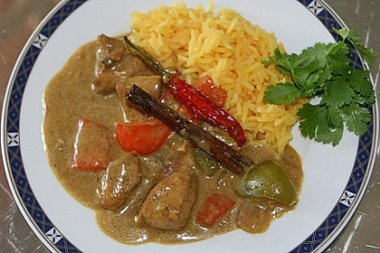 Pats Special - Chicken - Curry