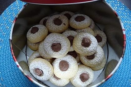 Amaretto - Schokoladenkugeln