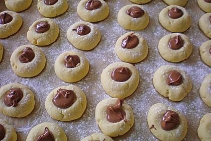 Amaretto - Schokoladenkugeln 4