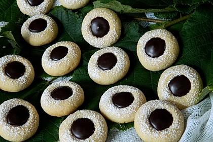 Amaretto - Schokoladenkugeln 1