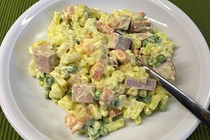 Schnelle Leberkäse - Kartoffel - Gemüse - Pfanne