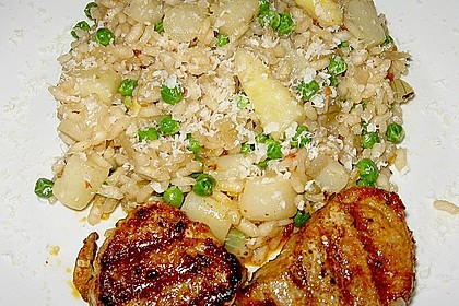 Illes Spargelrisotto 2
