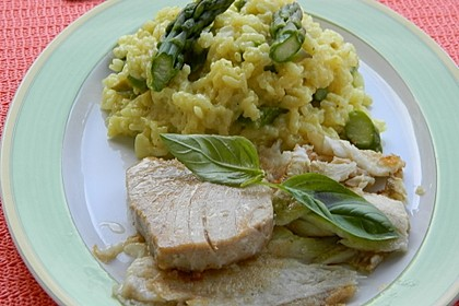 Illes Spargelrisotto 3