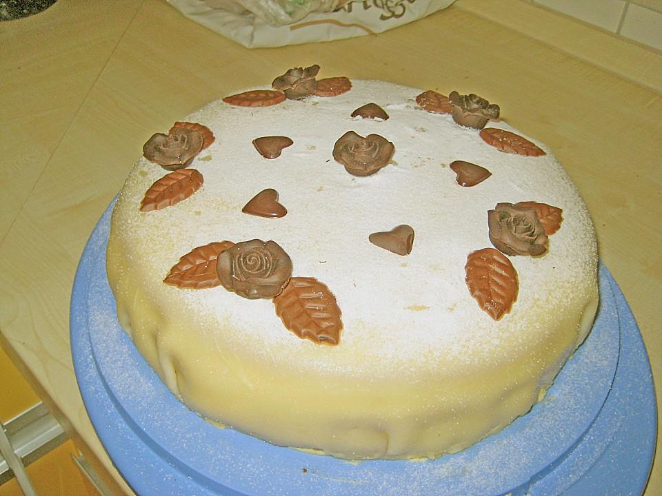 Bayerische Creme Torte Von Kerstin B Chefkoch De