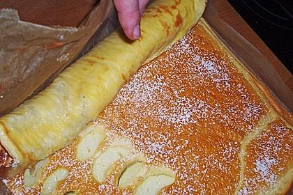 Pfannkuchen vom Blech 50