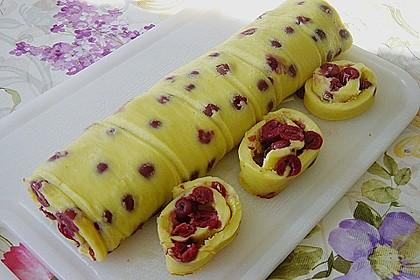 Pfannkuchen vom Blech 2