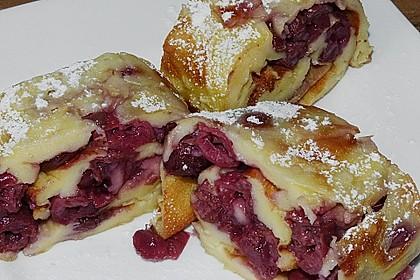 Pfannkuchen vom Blech 22