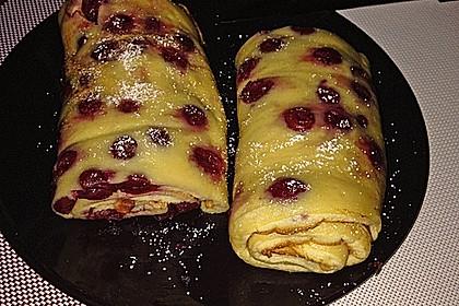 Pfannkuchen vom Blech 32