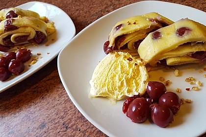 Pfannkuchen vom Blech 4