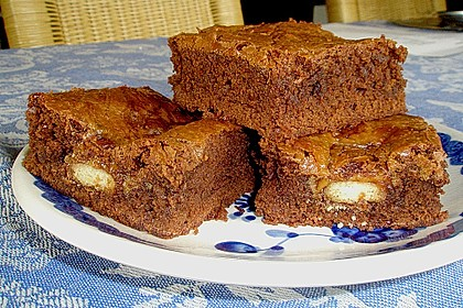 Dulce de leche - Brownies 8