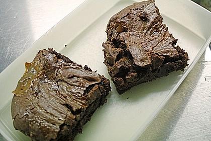 Dulce de leche - Brownies 14