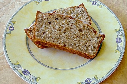 Bananenkuchen mit  feinem Zimtgeschmack 32