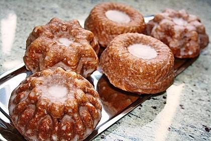 Bananenkuchen mit  feinem Zimtgeschmack 8