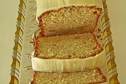 Bananenkuchen mit  feinem Zimtgeschmack 7