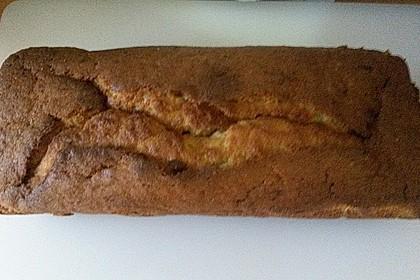 Bananenkuchen mit  feinem Zimtgeschmack 39