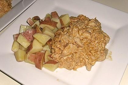 Hühnchen mit Sauerkraut 4