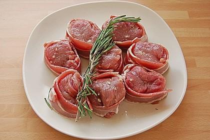 Medaillons vom Schwein mit Pilzsauce 2