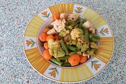Insulanis figurfreundliche Puten - Gemüse - Pfanne 5