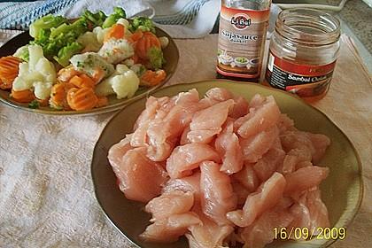 Insulanis figurfreundliche Puten - Gemüse - Pfanne 6