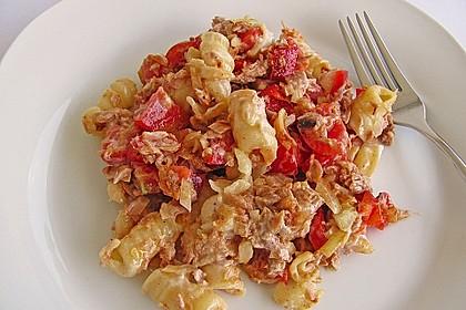 Nudelsalat mit Thunfisch 1