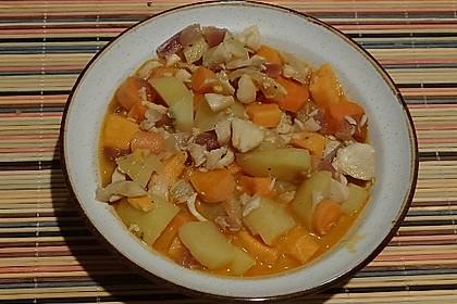Fisch - Kartoffel - Curry 3