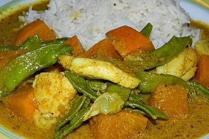 Fisch - Kartoffel - Curry 1