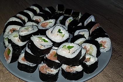 Maki - Sushi für Anfänger und Genießer (Bild)