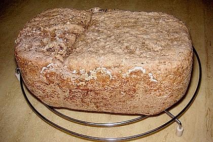 Saftiges Mischbrot für den Brotbackautomat 2